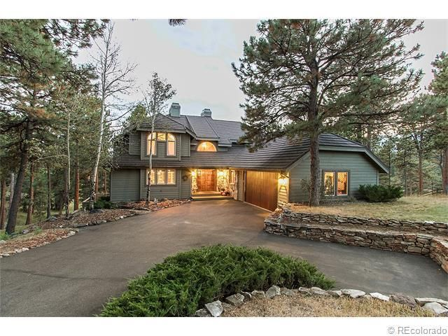 30616 whiteface ct evergreen co 80439 home for sale