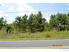 Country Club Rd, Roxboro, NC 27574