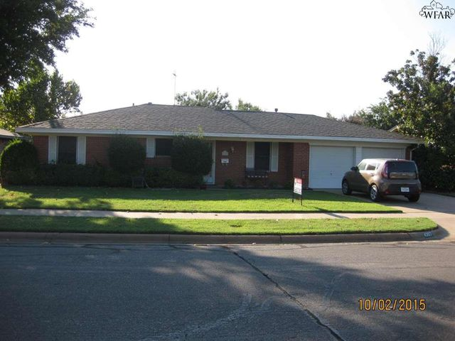 4307 York St Wichita Falls Tx 76309 Home For Sale And