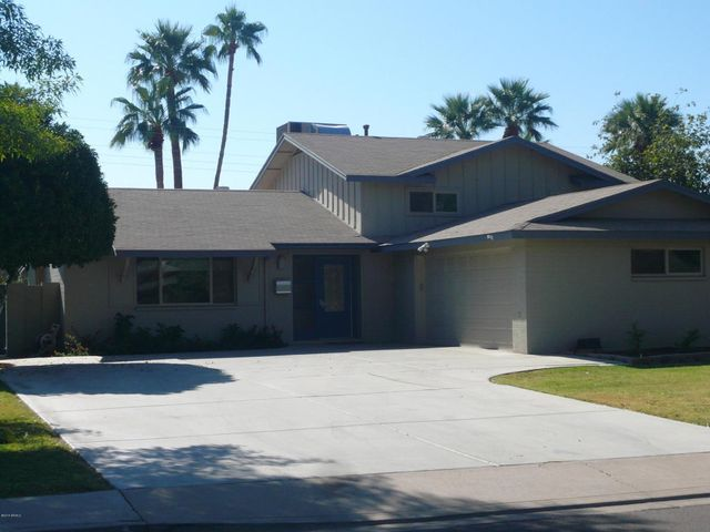 an unaddressed home for rent in tempe az 85282