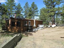 540 Crystal Peak Dr, Lake George, CO 80827