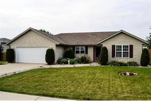 6216 W 135th Pl, Cedar Lake, IN 46303