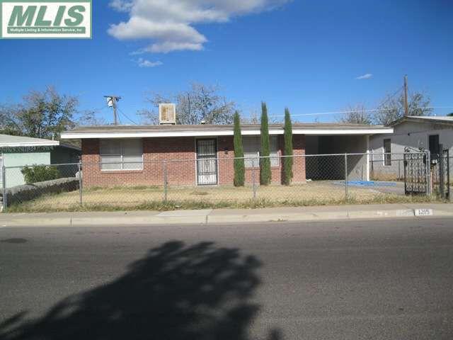 1215 E Hadley Ave, Las Cruces, NM 88001
