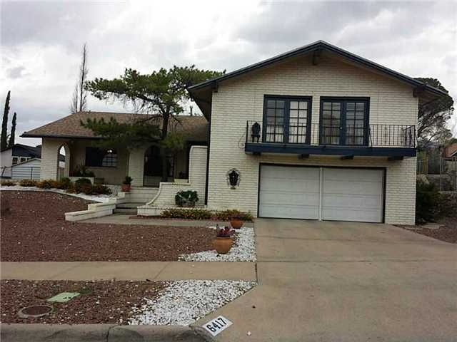 6417 pino real dr el paso tx 79912 home for sale and for Homes for sale 79912