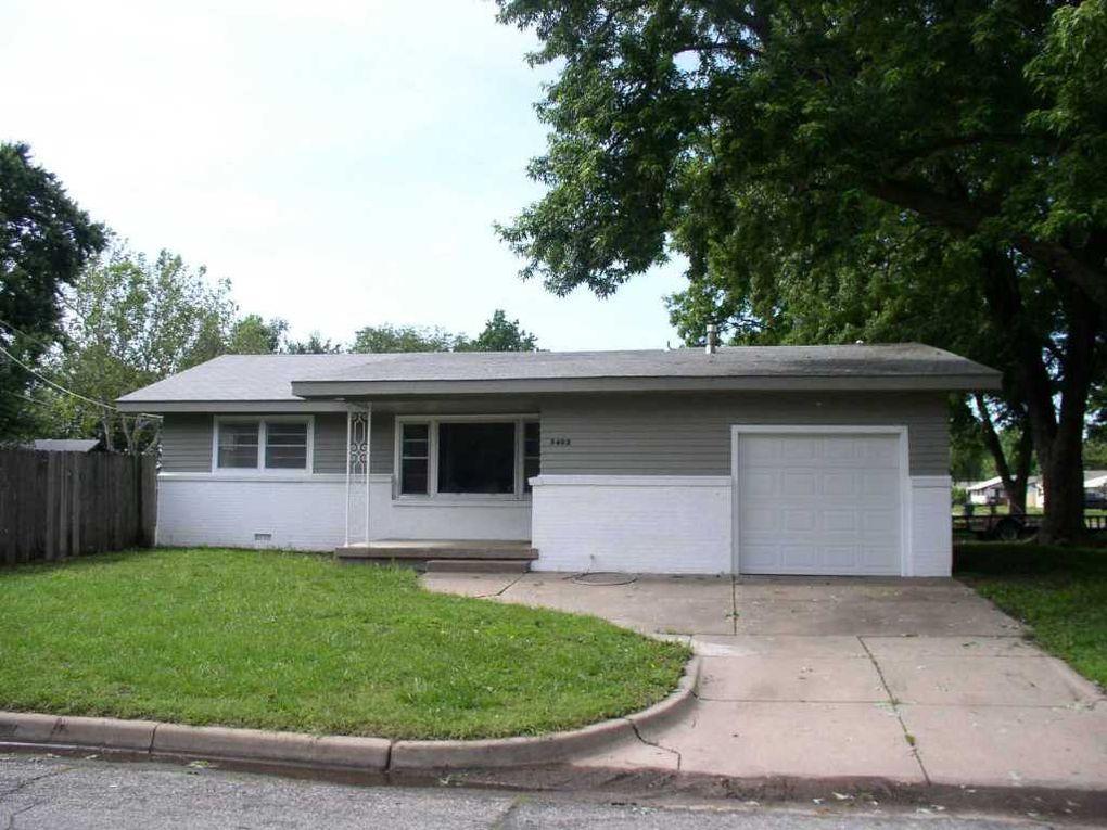 3402 S Bonn Ave Wichita Ks 67217