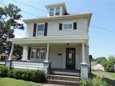 1418 Thorpe, New Castle 5th, PA 16101