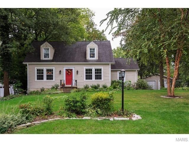 316 chestnut ave webster groves mo 63119 home for sale and real estate listing. Black Bedroom Furniture Sets. Home Design Ideas