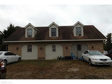 1706 General B Puller Memorial Hwy, King & Queen County, VA 23156