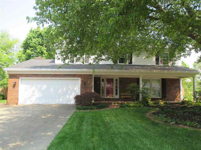 532 east meade dr evansville in 47715 home for sale