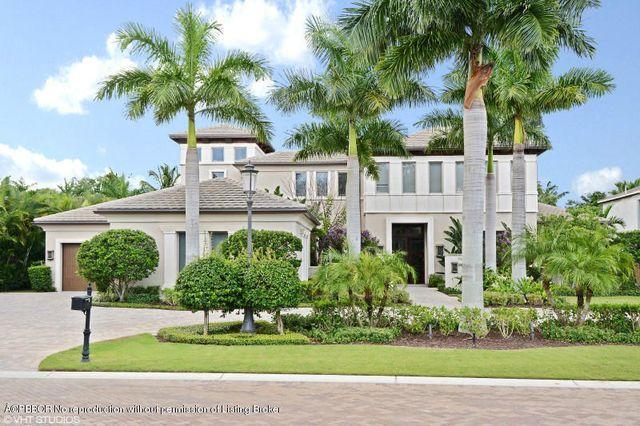 11765 Calla Lilly Ct Palm Beach Gardens Fl 33418 Home