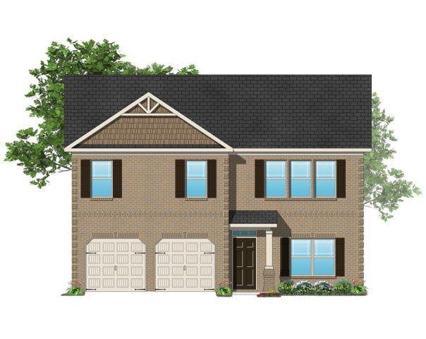 3026 Spring Creek Dr Hephzibah Ga 30815 New Home For