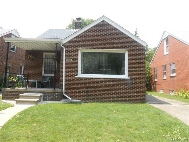 Home For Rent 13717 Dwyer St Detroit Mi 48212