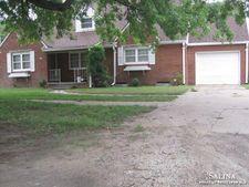 108 W Lexington St, Bennington, KS 67422