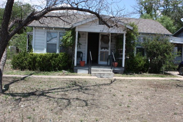 514 w avenue n san angelo tx 76903 home for sale and for Home builders san angelo tx