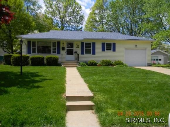 13 brookside ct edwardsville il 62025 home for sale