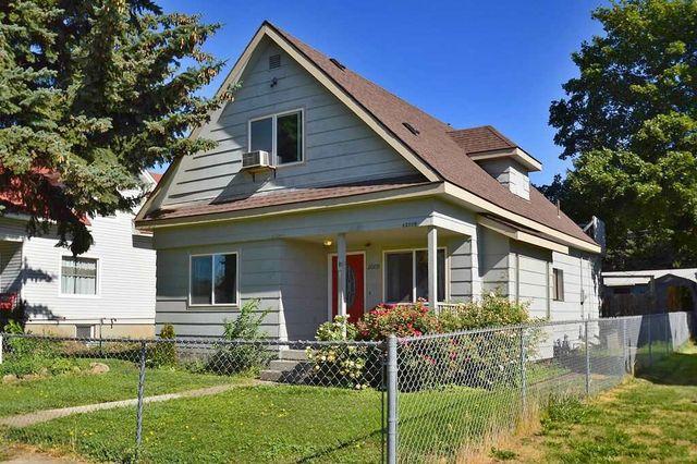 2009 E Bridgeport Ave Spokane Wa 99207 Home For Sale