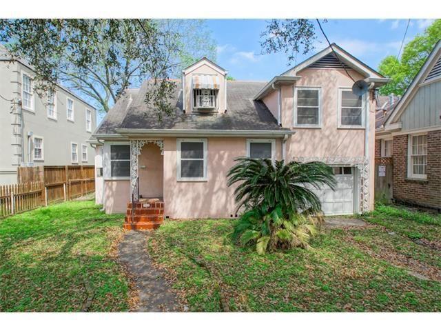 5811 S Claiborne Ave New Orleans La 70125 Home For