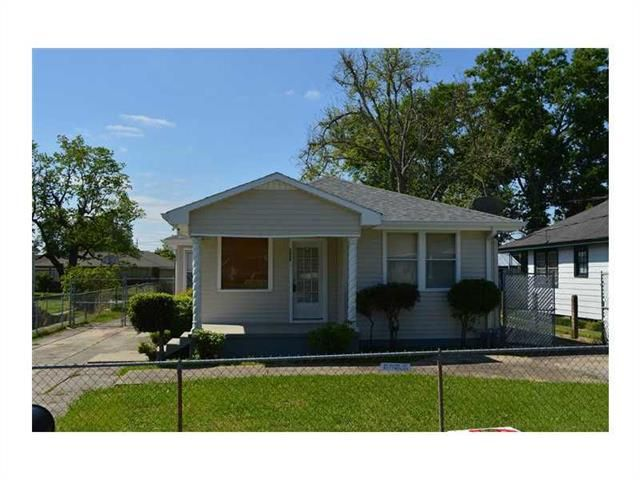 Home For Rent 5029 Richland St Marrero La 70072
