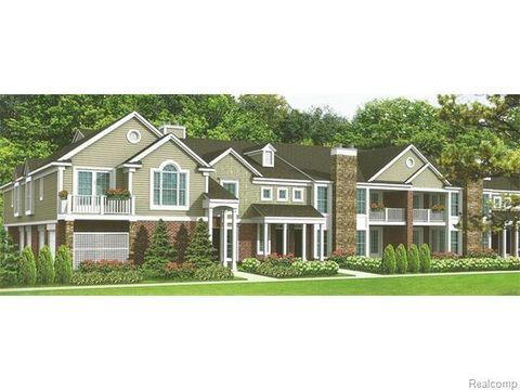 28228 Oakmonte Cir W, Lyon Township, MI 48165