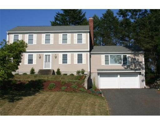 101 Colony Dr, East Longmeadow, MA 01028