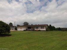 10933 Simcox Rd, Homerville, OH 44235