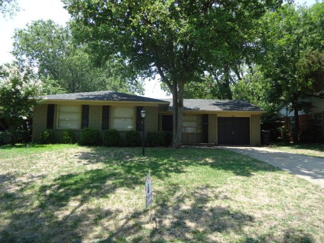 Home For Rent 7015 Brierfield Dr Dallas Tx 75232