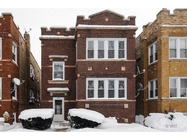 3725 N Sawyer Ave Chicago, IL 60618