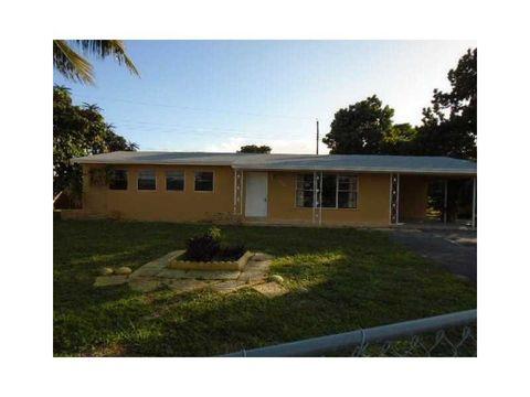 4500 Nw 170th St, Miami Gardens, FL 33055
