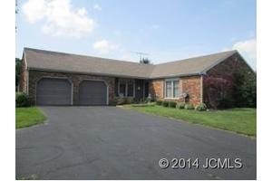 4590 W Chain Mill Ct, Hanover, IN 47243