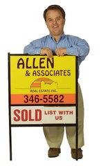 pekin  il  gary allen real estate agent