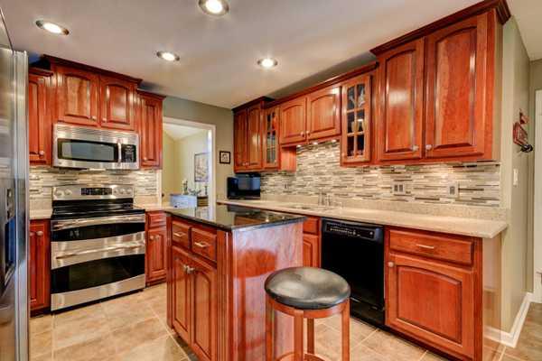 Unique Kitchen Cabinets Clarksville Tn