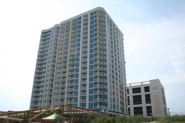 North Myrtle Beach Twin Towers