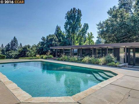 3981 Canyon Rd, Lafayette, CA 94549