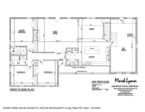 1401 Red Oak Dr, Brentwood, TN 37027