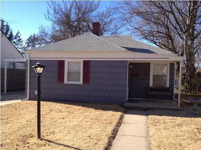 1717 N Burns Ave Wichita, KS 67208