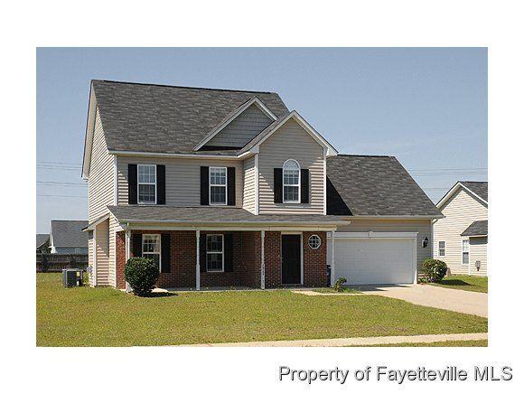 1517 Kershaw Loop, Fayetteville, NC 28314