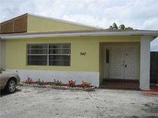 543 Sw 61st Ter, Margate, FL 33068