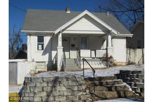 3414 Newton St, Mount Rainier, MD 20712