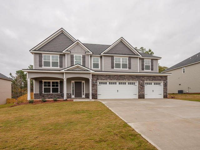 511 salteron way martinez ga 30907 new home for sale for Oconee capital home builders