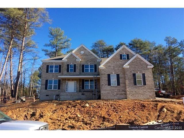 4166 Abernathy Pl Harrisburg Nc 28075 New Home For