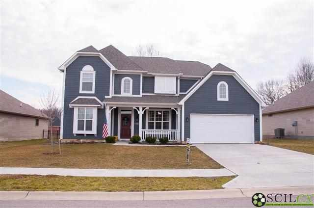 Charming 3781 Terrace Woods Dr, Columbus, IN 47201