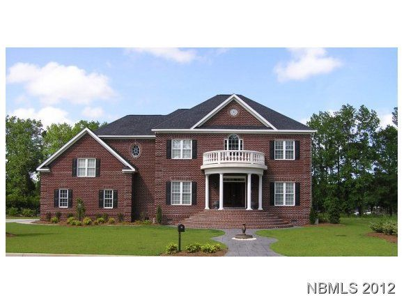 1501 zurich pl new bern nc 28562 for Custom homes new bern nc