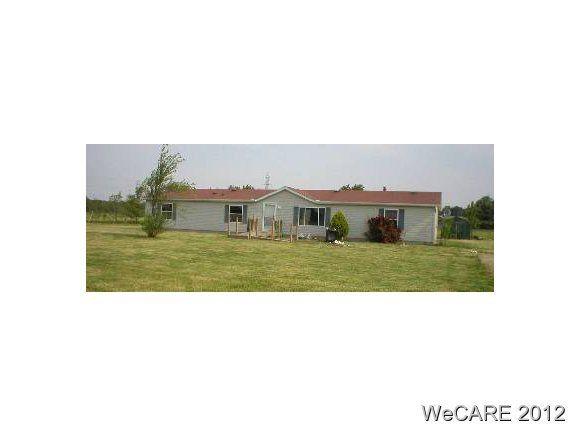 Homes For Sale Harrod Ohio