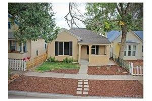 1724 W Cucharras St, Colorado Springs, CO 80904