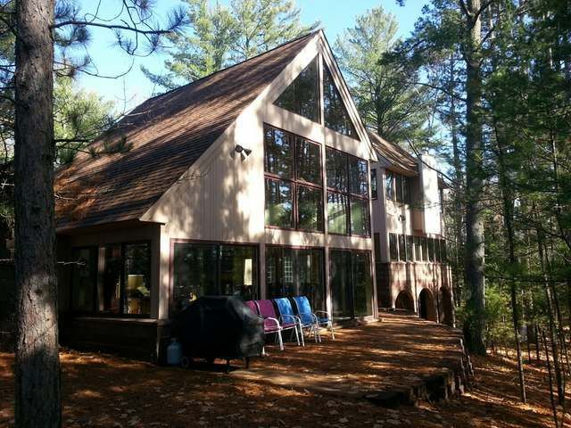2645 Pickerel Point Ln Eagle River Wi 54521 Home For