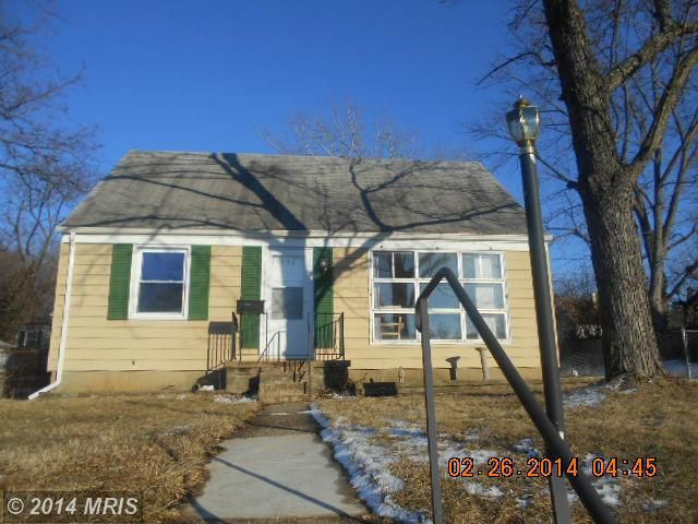 733 Cliffedge Rd, Baltimore, MD