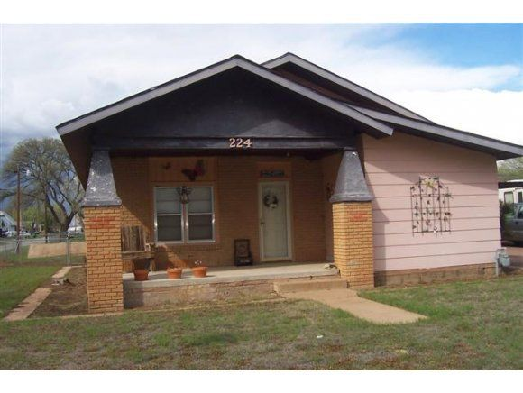 224 w davis tipton ok 73570 for Tipton home builders