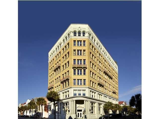 1 Beds 1 Baths 440 Sq Ft Plan 924 7: 18 Broad St # 801, Charleston, SC 29401