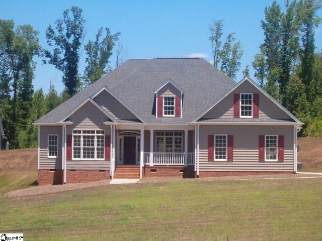 10 saddle creek ct greer sc 29651 public property for Home builders greer sc