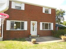 4605 Parnell St, Greenfield, PA 15207